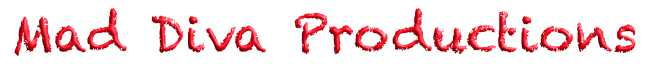 Mad Diva Productions Logo